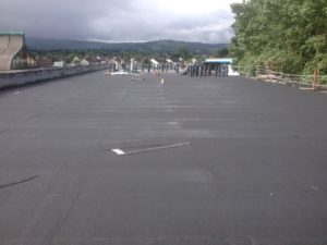 Flat Roof Debulin